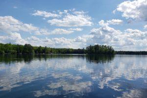 Northern Wisconsin Woods, Lake Lucerne & Metonga Lake!