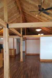 Custom Log Home with Mississippi River Views in SW WI!