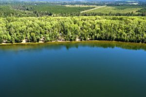 Northern Wisconsin Minocqua Lakefront Property!