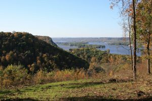 Southwest Wisconsin Mississippi River View Properties For Sale!