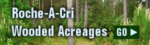 Roche-A-Cri Wooded Acreages for Sale