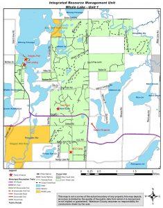 Gilmore Rec Map