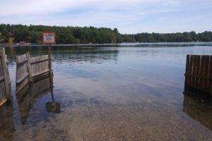 3 Acres near 14,000 Acre Lake Poygan in East-Central WI!