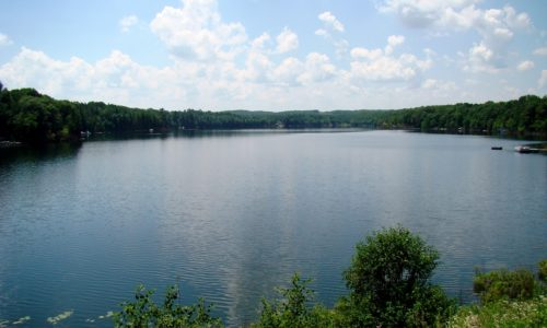 100 Acre Crystal Clear Lake in Northwest WI!