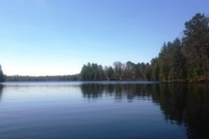 Minocqua, WI Lake Property with Boat House!