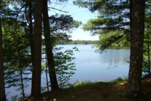 Northern WI Lakefront, Quiet Sports Waters, Paddlers Paradise!