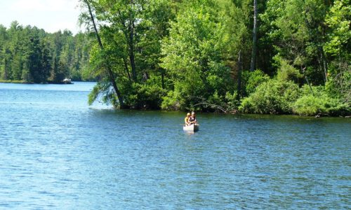Go Green and Love this Tranquil Lake!