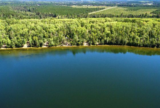 Northern WI Lakefront Cabin Property, Minocqua!